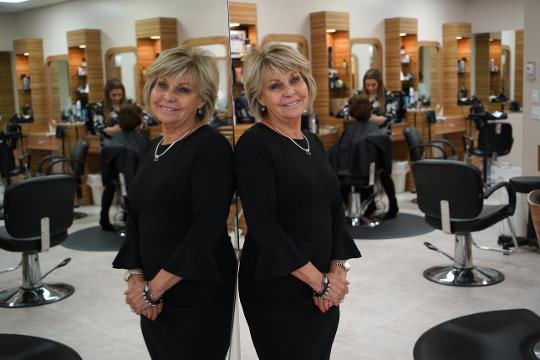 Maureen Freebery created a life filled with friends, memories and loyalty by following her passion opening a hair salon 50 years ago.