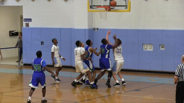 Moving the ball and making the right plays help Cape defeat St. Georges at home.