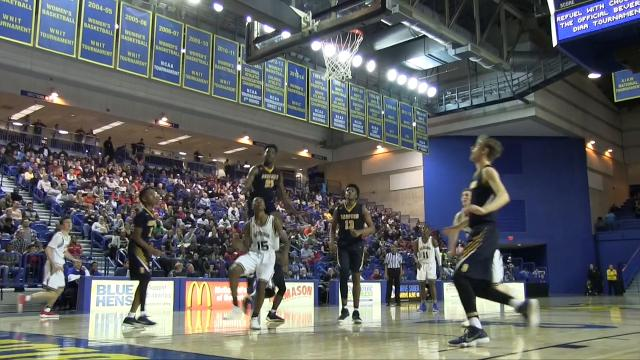 Sanford heads to semifinals after defeating Sallies