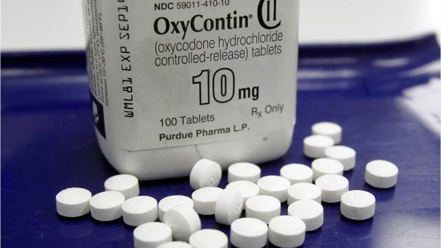 Overdose-related emergency room visits spike in Delaware