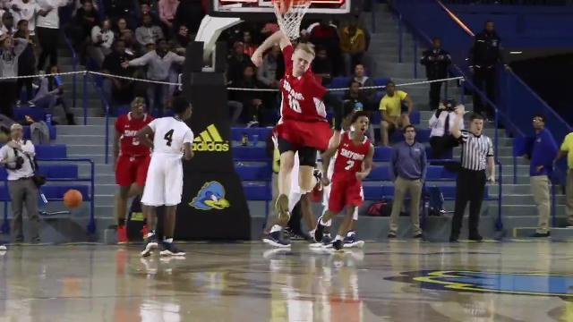 Smyrna's free-throw master sinks Sanford