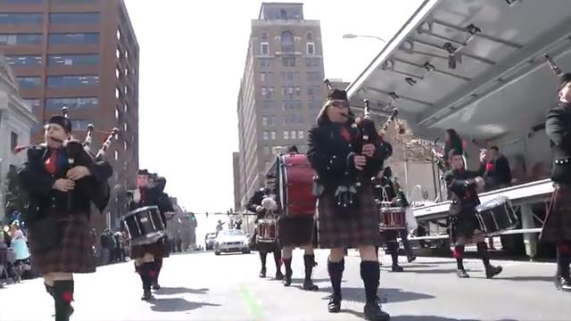 Sights & Sounds: 43rd annual Wilmington St. Patrick's Day Parade