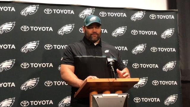 Ngata on his reasons for signing and Nigel Bradham on his reasons for returning.