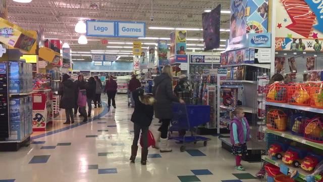 Toys 'R Us will begin liquidating its stores Friday.  More than 800 sites will close nationwide in the coming months.  3/22/18