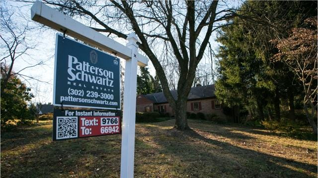 A  lack of inventory is causing a sudden surge in home sales throughout Delaware.