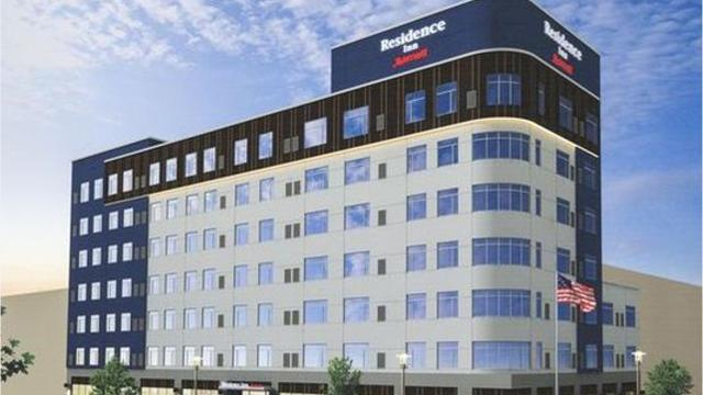 The newest hotel to downtown Wilmington opened Thursday, but with development happening on the Riverfront, more are coming.