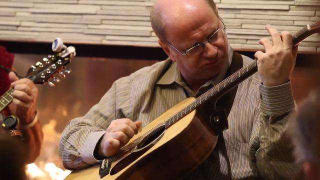 Sunday was the last day of the annual Wilmington Winter Bluegrass Festival at the Crowne Plaza Hotel.