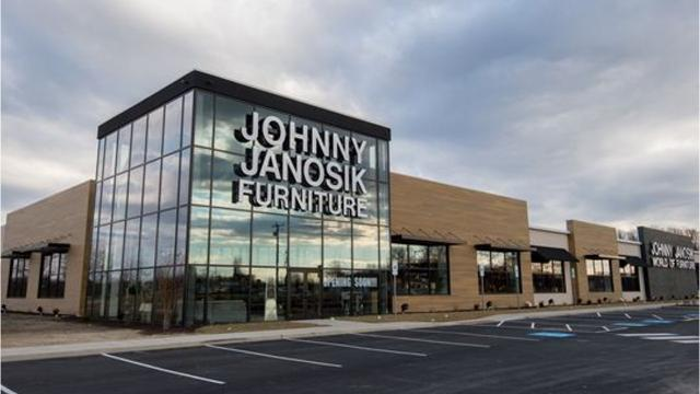 Gentil Johnny Janosik Expands Furniture Empire To The North, With Christiana Up  Next