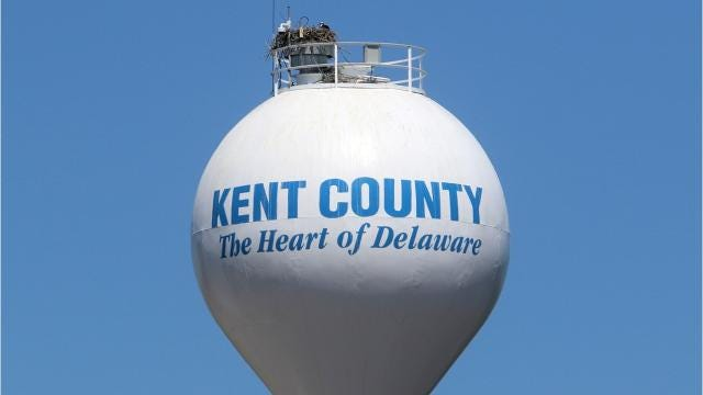 Kent County fined for 11 incidents of discharging untreated sewage on