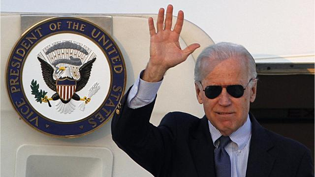 Joe Biden merch from scented candles to 'malarkey' T-shirts