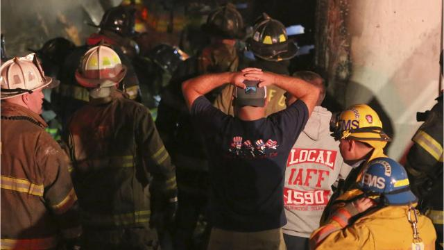 Federal investigators warned Wilmington about a lack of training after a fire injured 15 firefighters in 1997. They reiterated the same advice after three firefighters died in Canby Park in 2016.  1/16/18