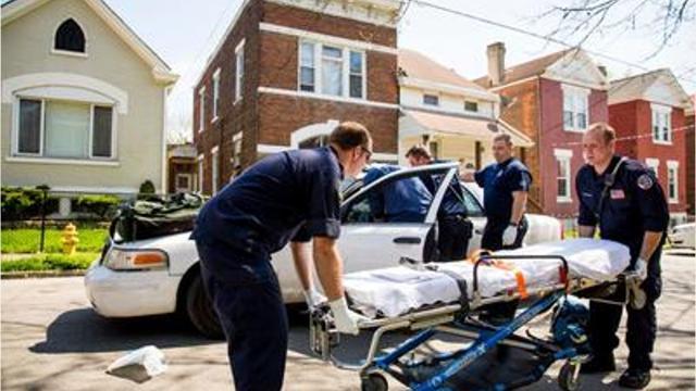 Kentucky OD deaths highest yet