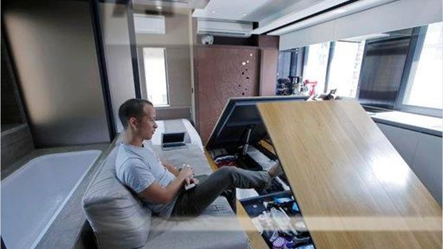 "Some developers in Cincinnati are turning to so-called ""micro apartments"" as a solution to provide young professionals with affordable options for living downtown and in other pricey urban areas."