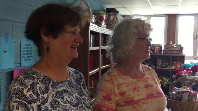Jack's Closet, a mission of Clough United Methodist in Anderson Township, is set up as a retail shop and provides free clothes, toys, more to children in foster care or in the custody of relatives.