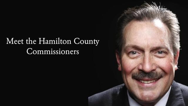 Profiles of the three Hamilton County Commissioners.