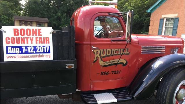Boone County 4-H & Utopia Fair has added a vintage vehicle cruise-in and truck and tractor pulls to make motor sports a prime attraction. The fair is Aug. 7-12 at 5819 Idlewild Road, Burlington. Special events will also be Saturday, Aug. 5.