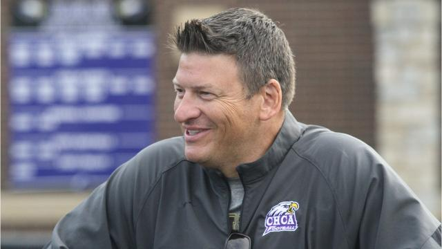 In Addition To His Ad Duties Eric Taylor Returns As Chca S Football Coach
