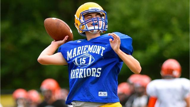 Mariemont football returns a strong group