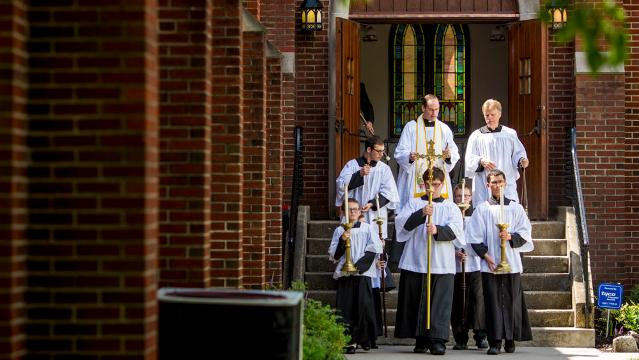 Our Lady of Lourdes Catholic Church has sparked a battle for the soul of Park Hills.