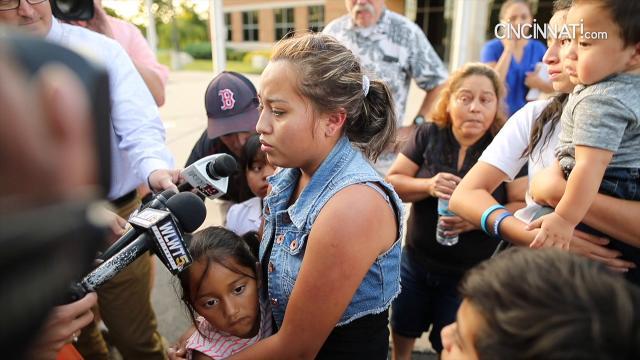 Immigrant mom Riccy Enriquez Perdomo released