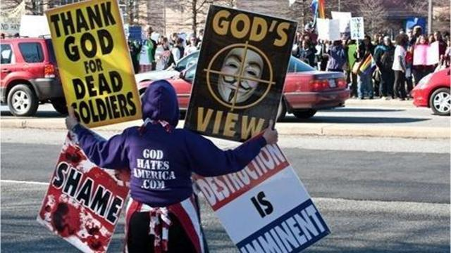 Westboro Baptist coming to Cincinnati