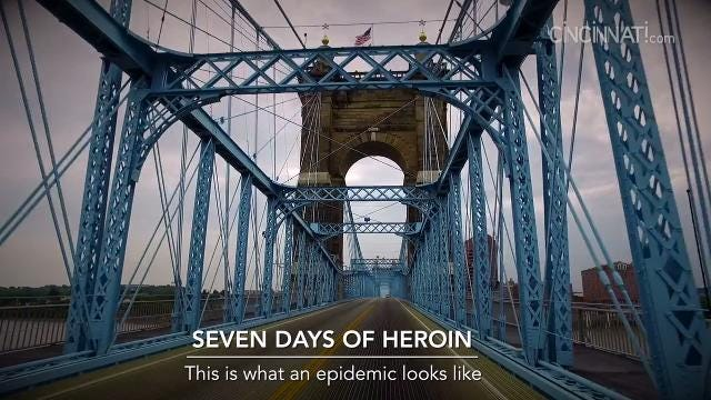 SEVEN DAYS OF HEROIN: This is what an epidemic looks like