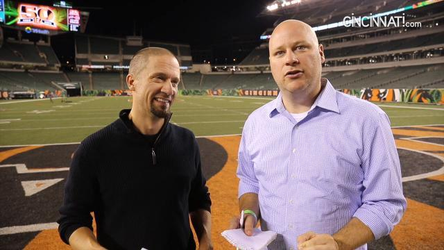 Bengals vs. Texans post game wrap up