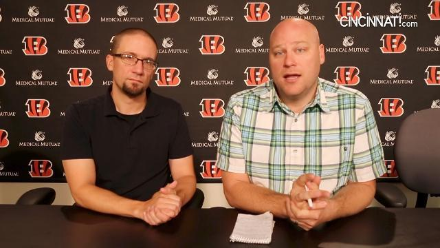 Bengals fire Zampese, promote Lazer as OC