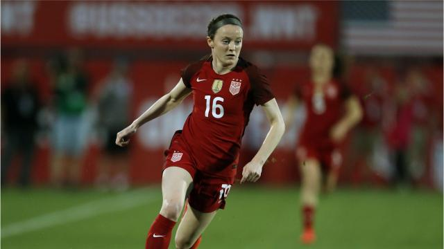 442ccdcdcf3 Cincinnati's Rose Lavelle named to 2019 WNT World Cup roster