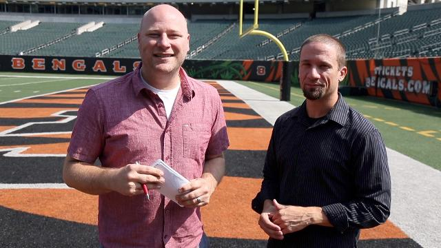 Cincinnati Bengals Xtra: The teams and town are ready to host the NFL Draft