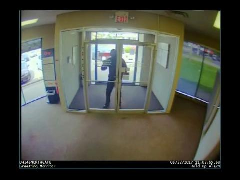 Prosecutors released video of an attempted robbery in which an off-duty officer intervened, leading to an exchange of gunfire. The suspects fled, but one was later arrested. Hamilton County Prosecutor Joe Deters cleared the officer of wrongdoing.