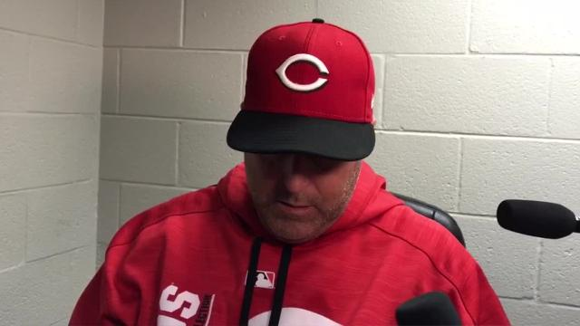 Bryan Price frustrated after another 1-run Reds loss