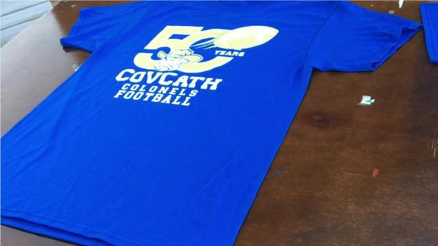 Covington Catholic honored its history Oct. 13.