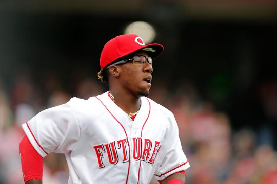 The story of Reds second base prospect Shed Long and the story of the baseball minor leagues, the long, winding path to big-league fame, fortune and glory. The Enquirer/Sam Greene