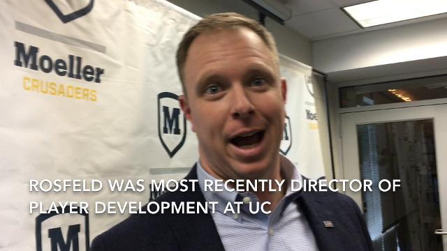 Scott Springer on Moeller hiring Doug Rosfeld as their 6th football coach