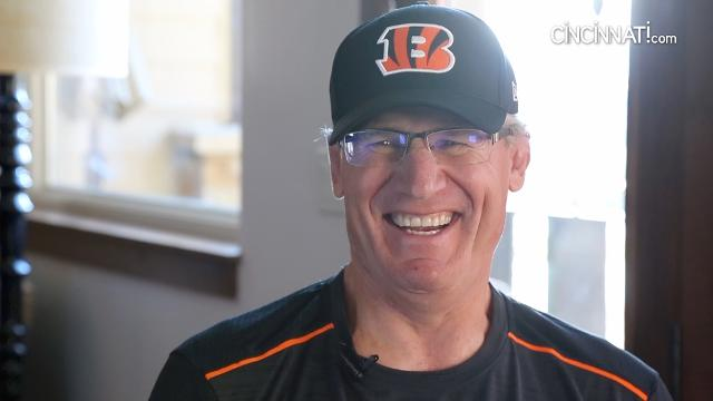Former Cincinnati Bengals great Tim Krumrie is suffering from brain trauma, but don't tell him he has to settle for a sad fate.