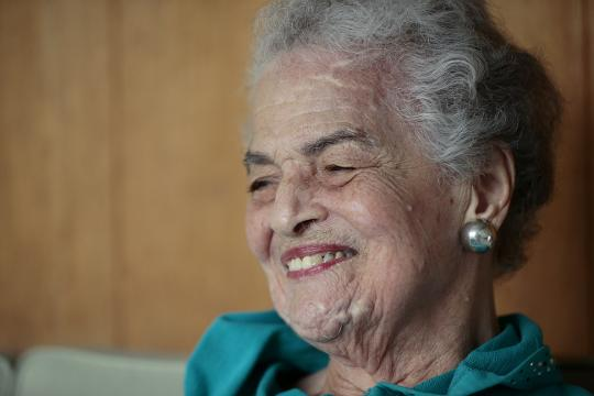 Marian Spencer, a civil rights pioneer