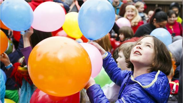 Let the kids burn off some energy at these fun events.