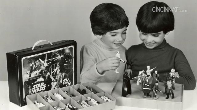 Imagine giving an IOU to your kid for Christmas. This Cincinnati toy company did. It worked and changed the industry forever.