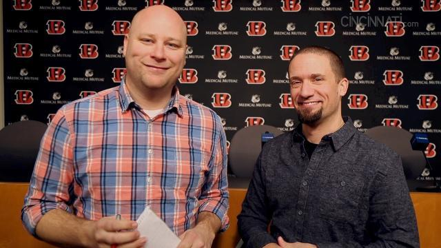 Bengals beat writers Paul Dehner Jr. and Jim Owczarski discuss the team's 2018 free agent class. The Enquirer/Kareem Elgazzar
