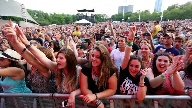 Here's a look at the Bunbury Music Festival headliners. Video by Carol Motsinger.