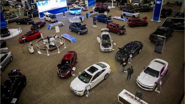 30th Annual Cincinnati Auto Expo Opens This Week