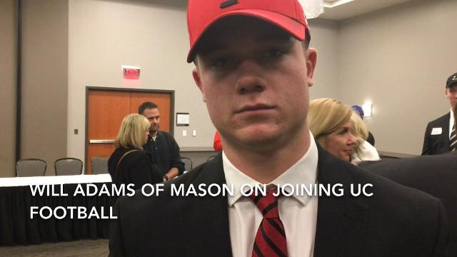 VIDEO What does Will Adams bring to the University of Cincinnati?