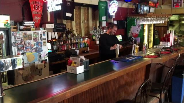 Maloney's Pub in Delhi Township is being renovated to bring back its former Irish charm. The renovations will be completed by the fall.