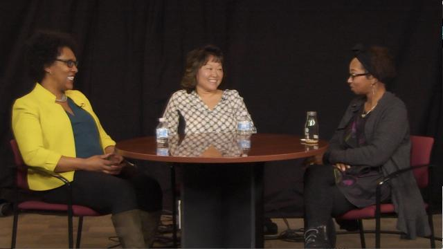 Three mothers talk about their children and racism