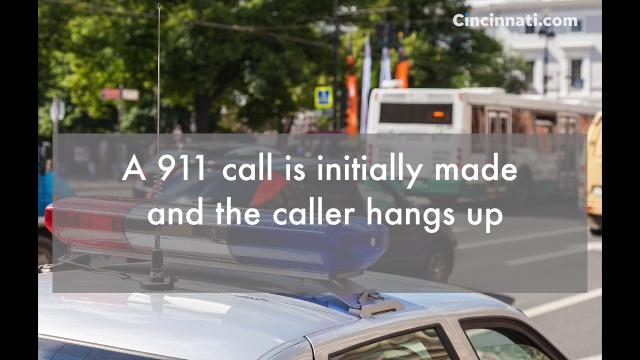 Two Westerville police officers were shot and killed responding to a 911 hang-up call Saturday, police said.