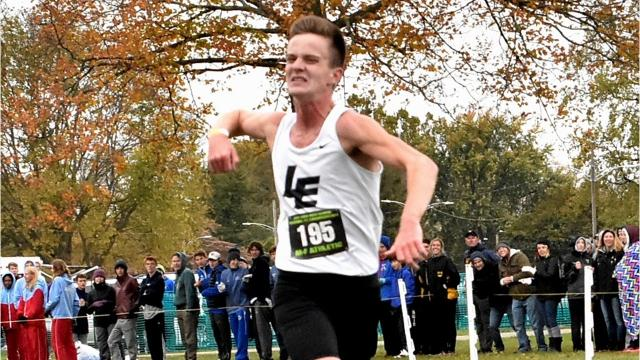 VIDEO Dustin Horter wins Ohio Gatorade National Runner of the Year again