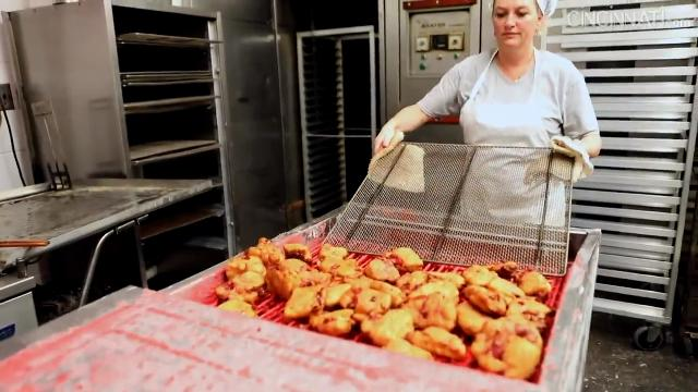 Schmidt Bakery is offering their one-time-a-year pastry during February16-19. The cherry fritter-type donut draws crowds to the small town bakery that began the tradition back in the 1970s.