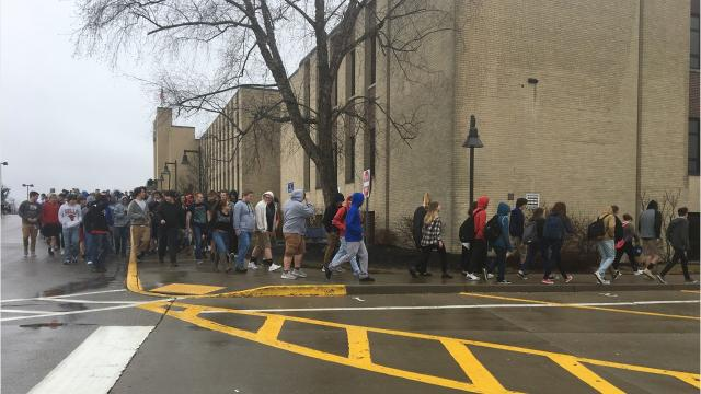 Why one Simon Kenton student walked out for #NeverAgain