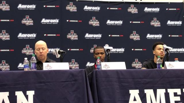 Watch: Cronin recaps win over SMU, mentions Huggins